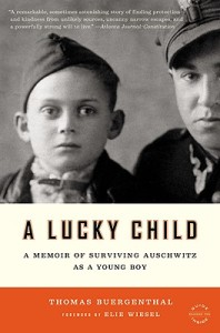 A Lucky Child - Thomas Buergental