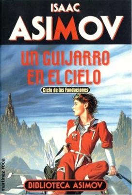 Un guijarro en el cielo - Isaac Asimov