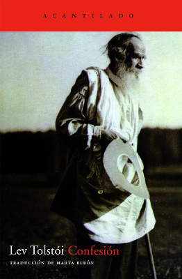 Confesión – León Tolstói