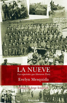 La Nueve - Evelyn Mesquida