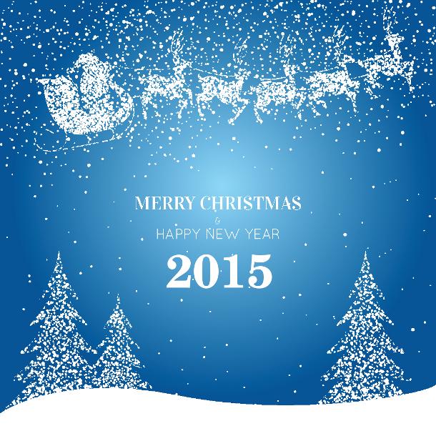 ¡Felices Fiestas y Prospero Año Nuevo 2015!