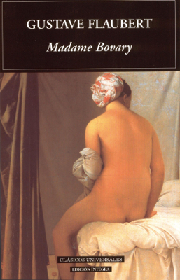 Madame Bovary – Gustave Flaubert